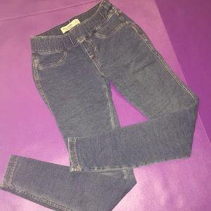 Jeggings Abercrombie Jeans Leggings Pull on